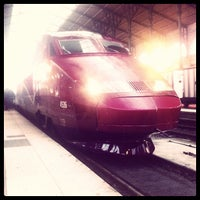 Photo taken at Terminus Nord by Frédéric D. on 2/4/2013
