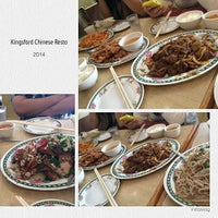 Photo taken at Kingsford Chinese Restaurant by William K. on 5/18/2014