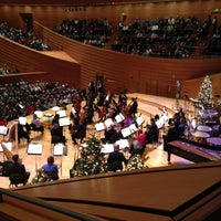 Photo taken at Kauffman Center for the Performing Arts by Benjamin N. on 12/7/2012