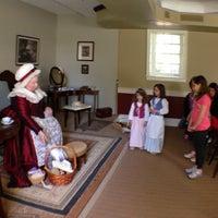 Photo taken at George Washington's Mount Vernon by Jeff G. on 5/5/2013