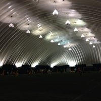 Photo taken at Sports Dome by Walker F. on 11/29/2012