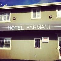 Photo taken at Hotel Parmani by Ryo I. on 3/21/2014