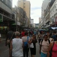 Photo taken at Rua Marechal Deodoro by Jonatham A. on 12/21/2012