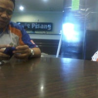 Photo taken at Cafe Pisang by lia l p. on 9/4/2014