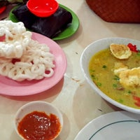 Photo taken at Restaurant Sunda Kelapa by Clara V. on 2/15/2015