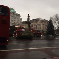 Photo taken at Mornington Crescent by Eugene on 12/31/2013