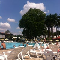 Photo taken at Piscina Olímpica by Humberto R. on 11/3/2012