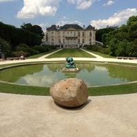 Photo taken at Jardin du Musée Rodin by William P. on 6/6/2013