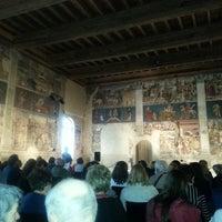 Photo taken at Palazzo Schifanoia by Demetrio on 4/26/2013