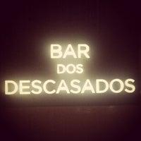 Photo taken at Bar dos Descasados by Eduardo T. on 4/8/2013