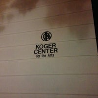 Photo taken at Koger Center For The Arts by Chuck L. on 11/9/2012