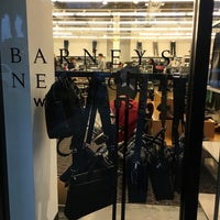 Photo taken at Barney's New York by HATSUMI on 1/23/2016