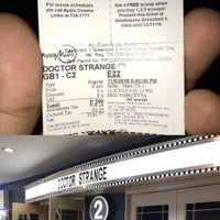 Photo taken at Greenbelt 1 Cinemas by Guillberth A. on 11/6/2016