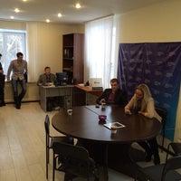 """Photo taken at Офис """"PROSTOБИЗНЕС"""" by gevorg a. on 1/28/2014"""