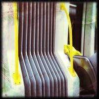 Photo taken at TriMet MAX Green Line by Sarah W. on 10/11/2016