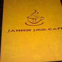Photo taken at Jammin' Java Café by Zeeshan B. on 1/11/2013