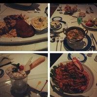 Photo taken at Al Sanbok Restaurant by hanouf a. on 1/4/2013