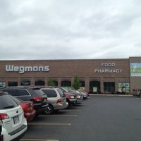 Photo taken at Wegmans by Jane C. on 5/19/2013