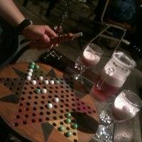 Photo taken at El Jardín Secreto - Lounge Bar by Melissa P. on 3/16/2013