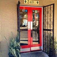 Photo taken at Who Dat Coffee Cafe by Beverly E. on 3/27/2013