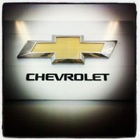 Photo taken at Uvel Veículos - Chevrolet by Matheus M. on 8/15/2013
