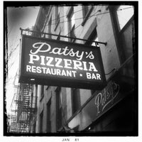 Photo taken at Patsy's Pizza - East Harlem by Patsy's P. on 4/18/2013