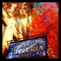 Photo taken at Patsy's Pizza - East Harlem by Patsy's P. on 11/6/2012