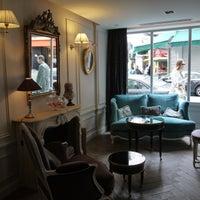 Photo taken at Hôtel de Buci by Suthisak on 6/23/2013