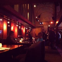 Photo taken at Basta's Trattoria & Bar by Vincent G. on 2/15/2013