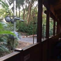 Photo taken at Wildlife Express Train by Aline A. on 2/1/2016