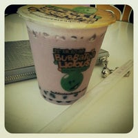 Photo taken at BubbaTeaLicious Pearl Milk Tea Place by grace b. on 1/15/2013