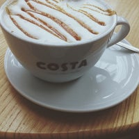 Photo taken at Costa Coffee by Cynthia M. on 7/23/2014