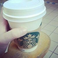 Photo taken at Starbucks by Cynthia M. on 5/7/2013
