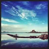 Photo taken at Intra-Muros – Centre de Saint-Malo by Olivier D. on 3/23/2013