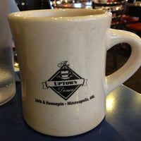 Photo taken at Uptown Diner by Bandana G. on 12/1/2012