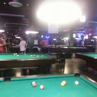 Photo taken at Break Bar & Billiards by George K. on 11/24/2012