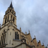 Photo taken at Parc De La Confuence by Frederic P. on 12/1/2012
