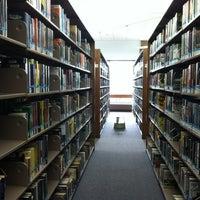 Photo taken at Nichols Library: NPL by Iya I. on 12/1/2012