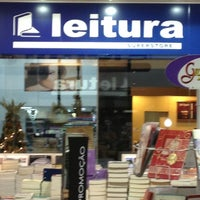 Photo taken at Leitura Superstore by Max M. on 12/24/2012