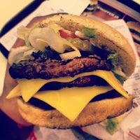Photo taken at Burger King by Juane E. on 1/4/2013