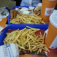 Photo taken at Burger King by Ayça K. on 1/10/2014