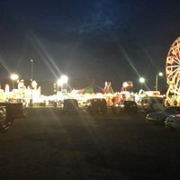 Photo taken at Belle-Clair Fairgrounds & Expo Center by Sean S. on 8/10/2013