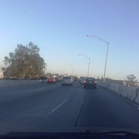 Photo taken at I-710 / I-5 Interchange by Daniel G. on 8/9/2013