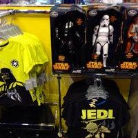 Photo taken at Disney Store by Antonio S. on 7/2/2014