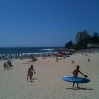 Photo taken at South Cronulla Beach by Tomáš B. on 12/23/2012