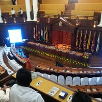 Photo taken at Presidential Secretariat Office by Enosh P. on 10/23/2013
