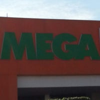 Photo taken at Mega Comercial Mexicana by Pepe C. on 12/9/2012