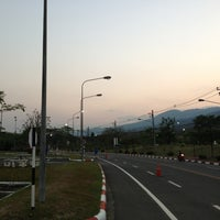 Photo taken at 700th Anniversary Chiangmai Sports Complex by kudatarn p. on 2/20/2013