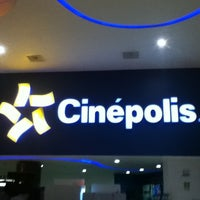 Photo taken at Cinépolis by Mike V. on 3/6/2013