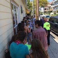Photo taken at Hotdog Tommy's by Sandy on 8/19/2014